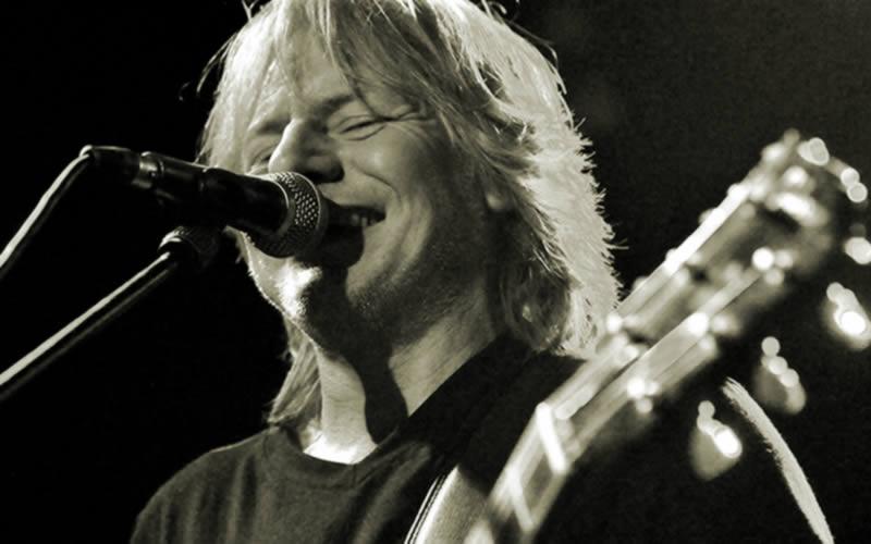 Peter - Gitarre, B-Vox