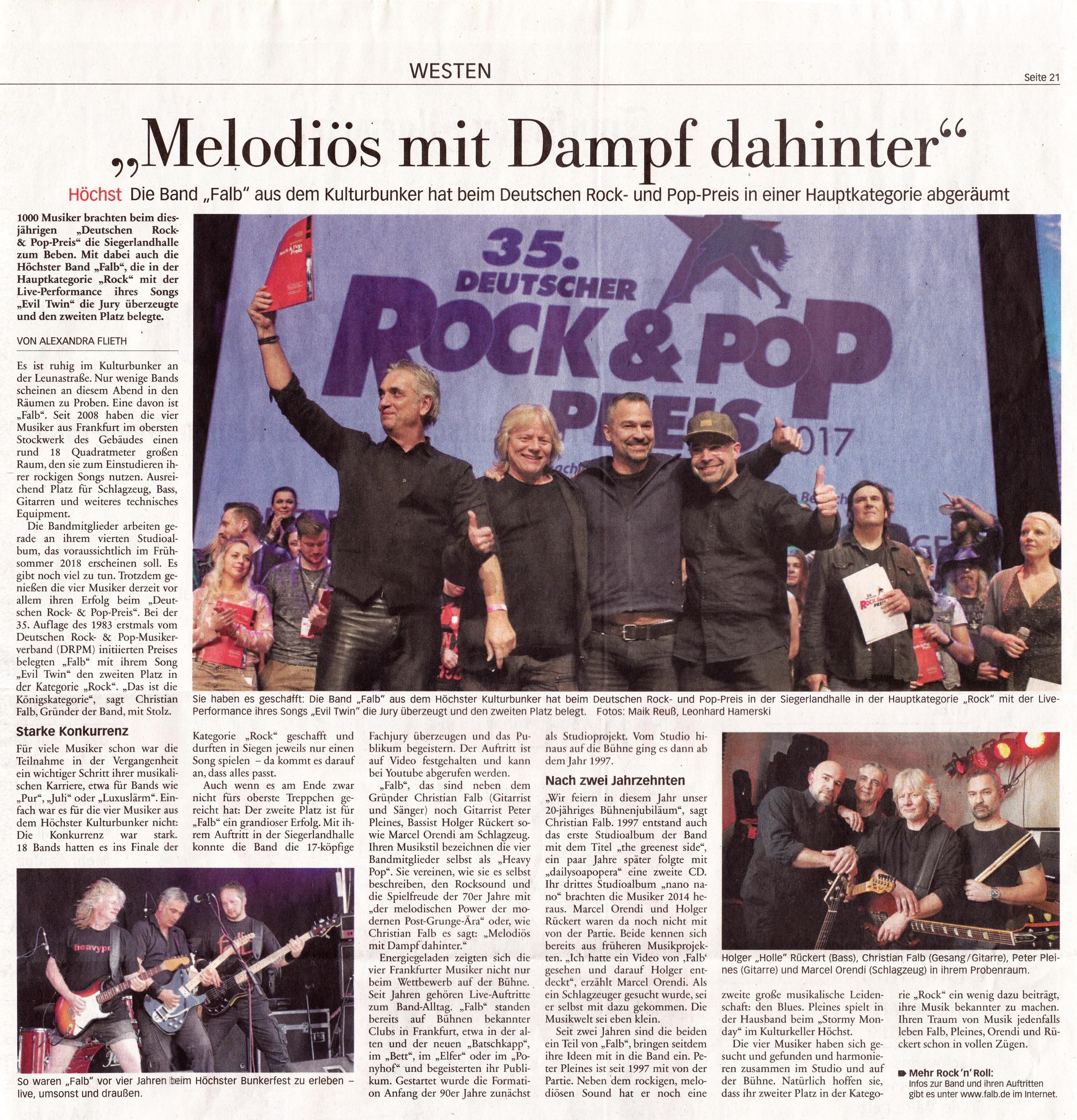 falb-FNP-Zeitungsartikel 28-12-2017